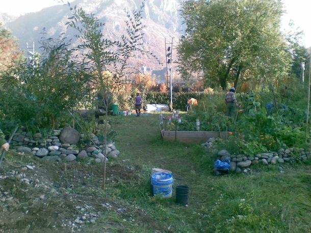 Der garten  L'orto Semirurali Garten   franzmagazine