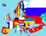 (FONTE IMMAGINE: http://commons.wikimedia.org/wiki/File:Europe_flags.png)