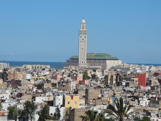 Maroc mon amour 01 casablanca europas vorposten in marokko franzmagazine - Casablanca design bilder ...
