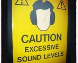 live music franzmagazine - caution excessive sound levels