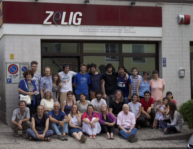 ZeLIG_Students_Esame di Diploma_Diplomprüfung_2016_Press2