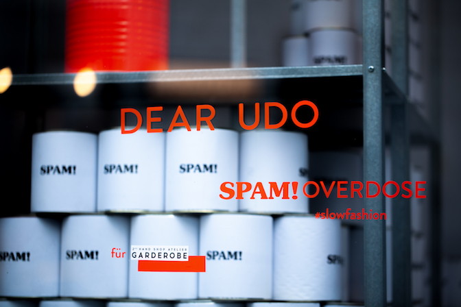 Spam!overdose_DEAR UDO